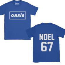 Oasis Noel Gallagher 67 Royal Blue