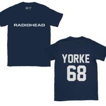 Radiohead Thom Yorke 68 Navy