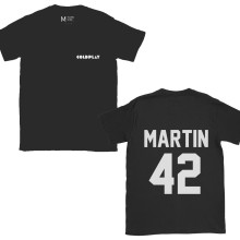 Coldplay Chris Martin Pocket 42