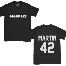 Coldplay Chris Martin 42