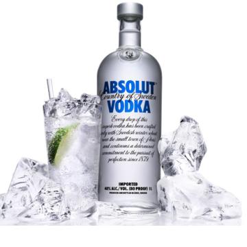 Absolut - Vodka image