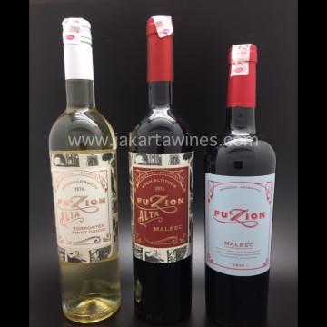 Fuzion / Alta - Torrontes Pinot Grigio image