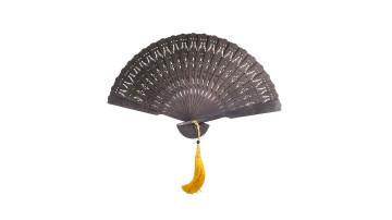TraditionaI Ebony Fan S image