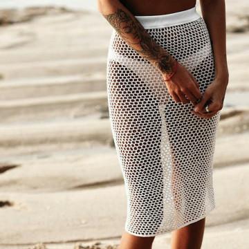 Chrisy Crochet Skirt