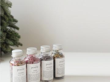 Holiday Season Bath Salt Gift Set