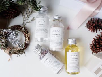 Holiday Season Lavender Gift Set