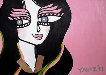 'Lovely B' by Yaviz Basalamah