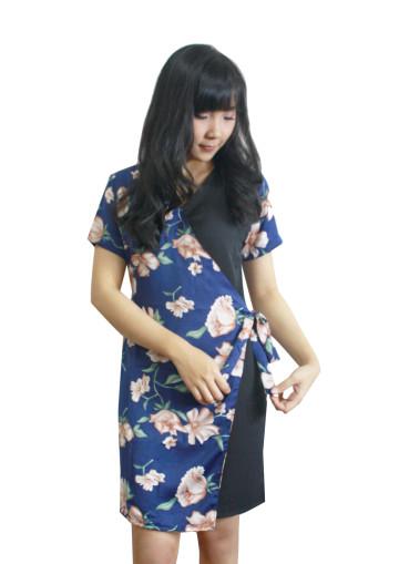 Flowery Dress image