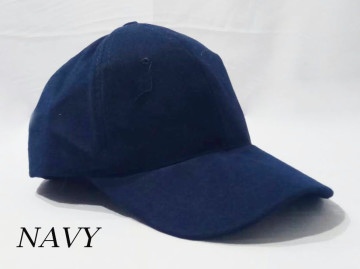 Baseball Cap Polos (Navy) image