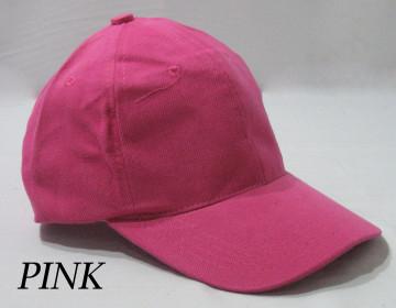 Baseball Cap Polos (Pink) image