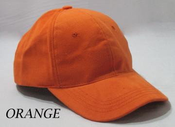 Baseball Cap Polos (Orange) image